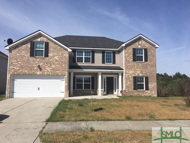 129 Miller Park Circle, Port Wentworth, GA 31407 (MLS #200483) :: Coastal Savannah Homes