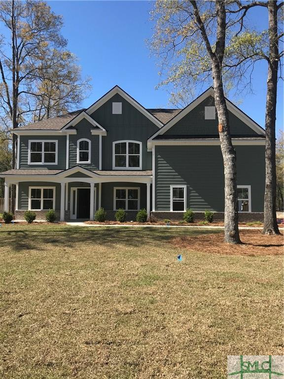 109 Gnann Way, Rincon, GA 31326 (MLS #201012) :: Coastal Savannah Homes