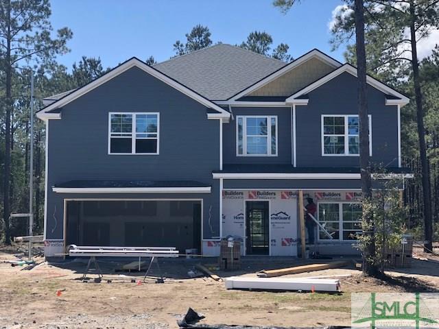 52 Whitebark Trail, Richmond Hill, GA 31324 (MLS #202996) :: Coastal Savannah Homes