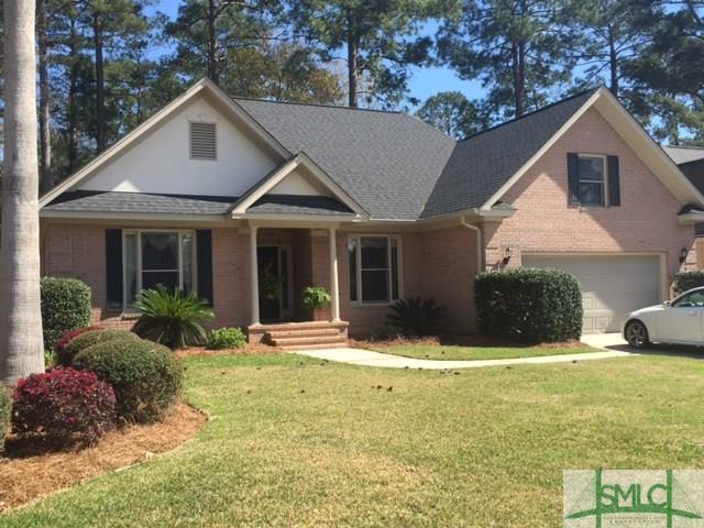 146 Hunter Lane, Savannah, GA 31405 (MLS #203415) :: Coastal Savannah Homes