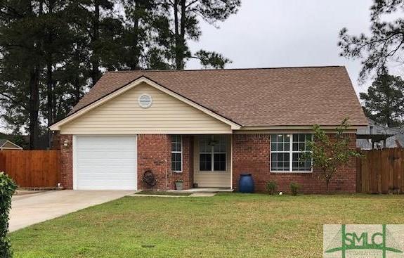 117 Longleaf Circle, Pooler, GA 31322 (MLS #203537) :: Coastal Savannah Homes