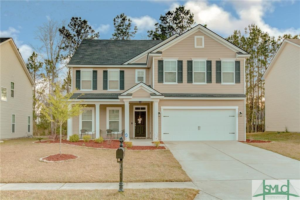 59 Melody Drive, Pooler, GA 31322 (MLS #203666) :: McIntosh Realty Team