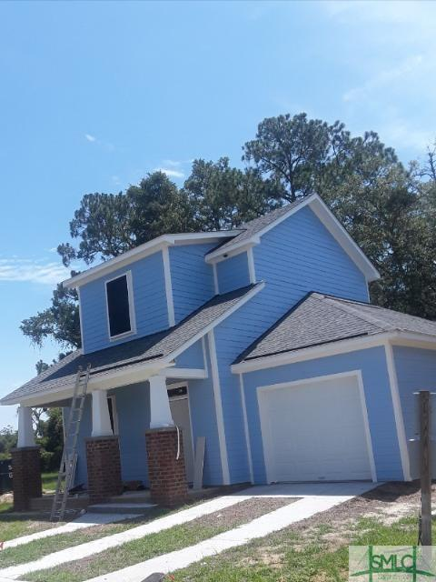 249 Crescent Drive, Savannah, GA 31404 (MLS #203987) :: McIntosh Realty Team