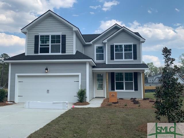 188 Whitaker Way N, Richmond Hill, GA 31324 (MLS #204334) :: The Randy Bocook Real Estate Team