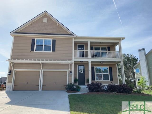 90 Dove Drake Drive, Richmond Hill, GA 31324 (MLS #204359) :: The Randy Bocook Real Estate Team