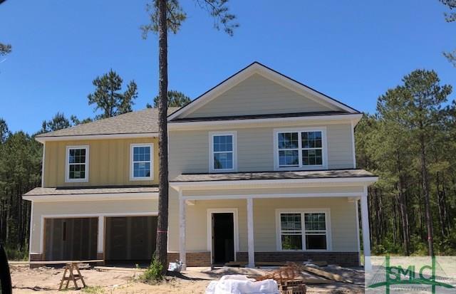 128 Whitebark Trail, Richmond Hill, GA 31324 (MLS #205179) :: Coastal Savannah Homes