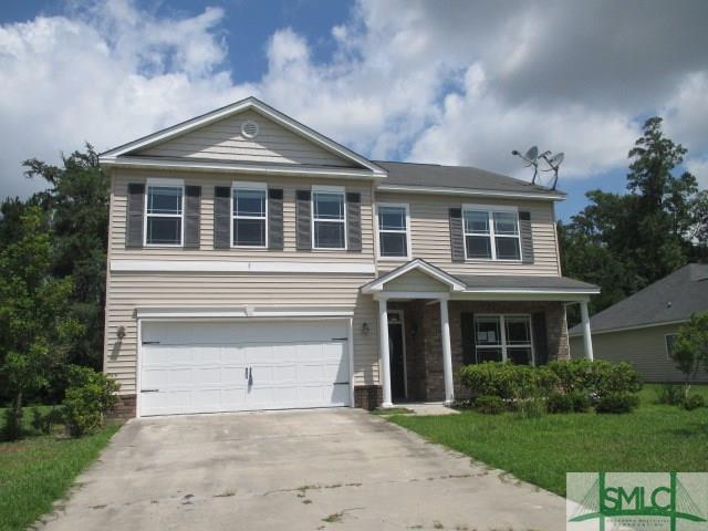204 Carlisle Way, Savannah, GA 31419 (MLS #205188) :: The Randy Bocook Real Estate Team