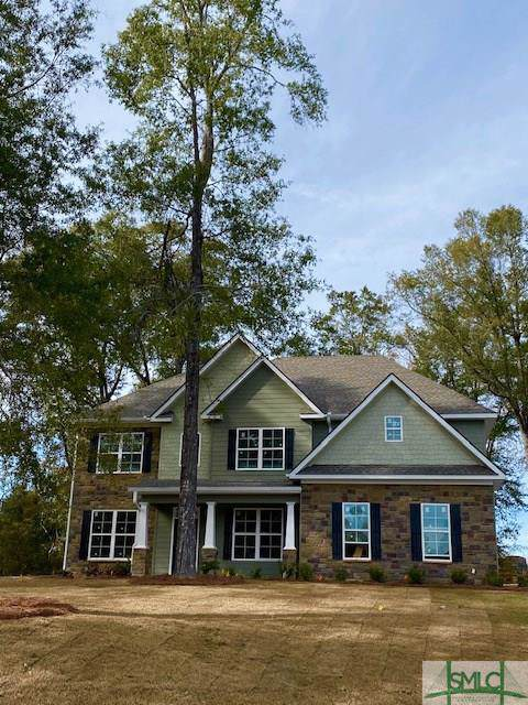 102 Sweetheart Circle, Guyton, GA 31312 (MLS #205368) :: Teresa Cowart Team