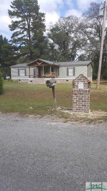 3836 Eldora Road, Ellabell, GA 31308 (MLS #207032) :: The Randy Bocook Real Estate Team