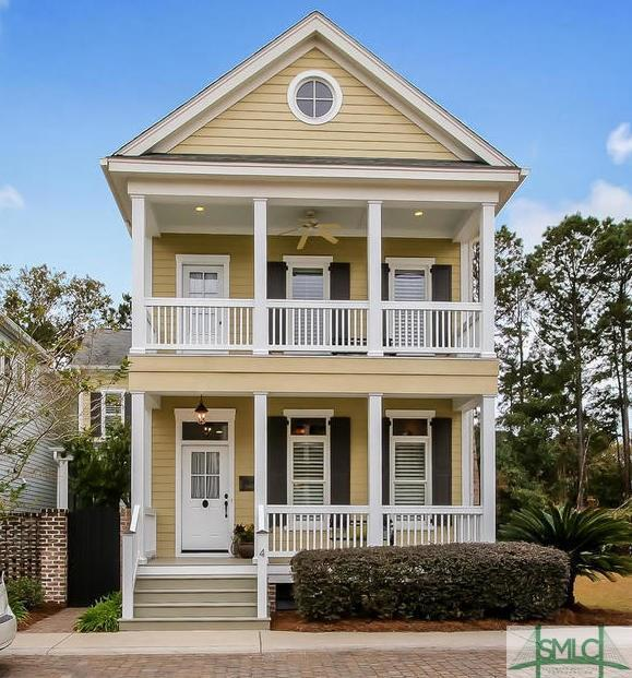 4 Turnbull Lane, Savannah, GA 31410 (MLS #207327) :: Teresa Cowart Team