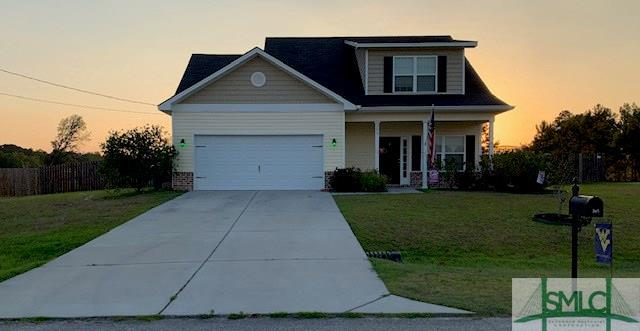 265 Frank Edwards Road, Ellabell, GA 31308 (MLS #207573) :: The Randy Bocook Real Estate Team