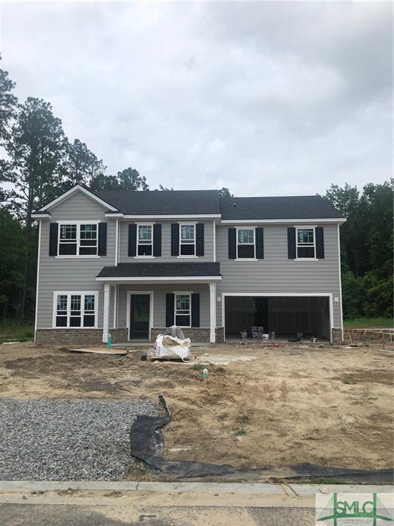 25 Watergrass Way, Richmond Hill, GA 31324 (MLS #208192) :: The Randy Bocook Real Estate Team