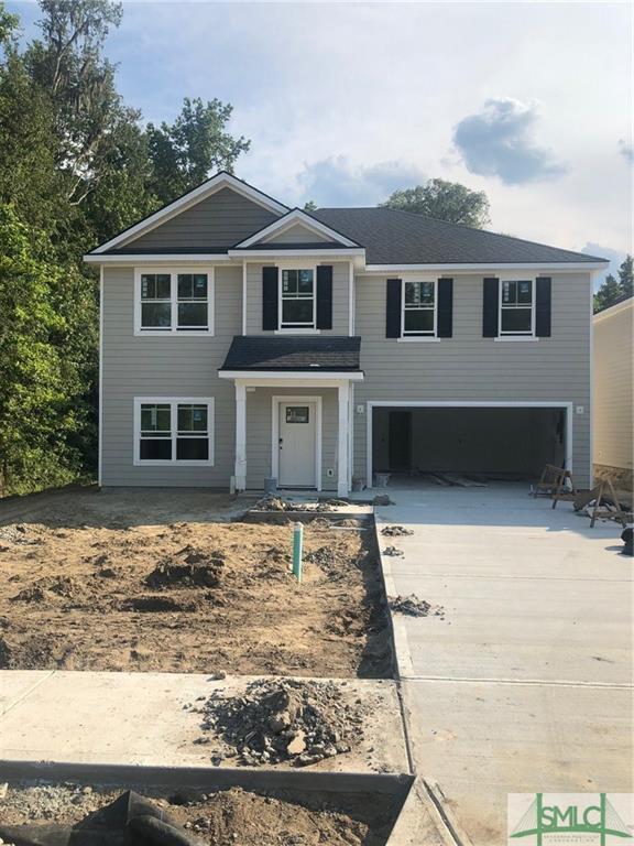 46 Watergrass Way, Richmond Hill, GA 31324 (MLS #208810) :: The Randy Bocook Real Estate Team