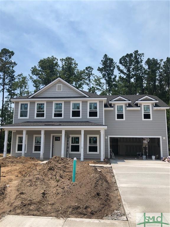 114 Brennan Drive, Richmond Hill, GA 31324 (MLS #208849) :: The Randy Bocook Real Estate Team