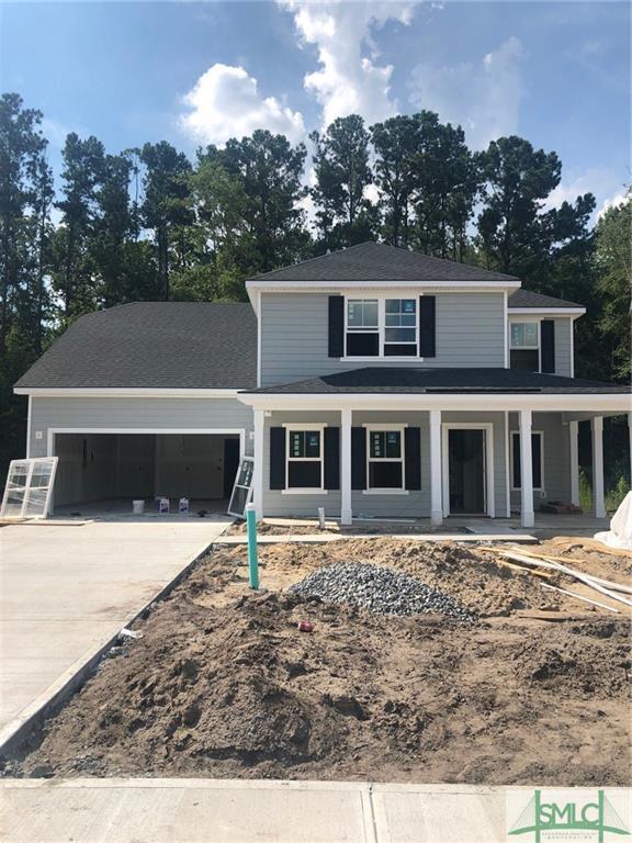 106 Brennan Drive, Richmond Hill, GA 31324 (MLS #208935) :: The Randy Bocook Real Estate Team