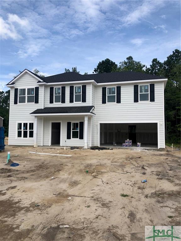 52 Brennan Drive, Richmond Hill, GA 31324 (MLS #208936) :: The Randy Bocook Real Estate Team