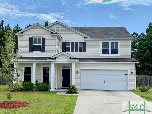 264 Willow Point Circle, Savannah, GA 31407 (MLS #209080) :: Liza DiMarco