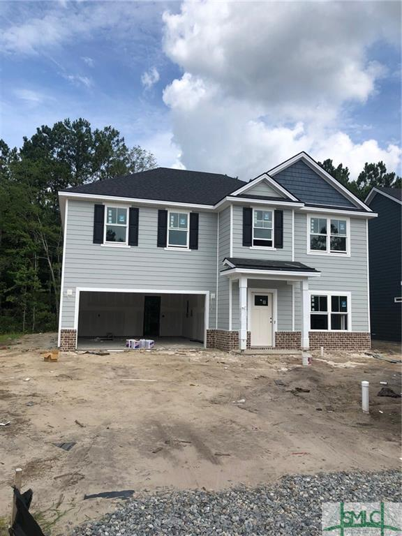 38 Brennan Drive, Richmond Hill, GA 31324 (MLS #209372) :: The Randy Bocook Real Estate Team