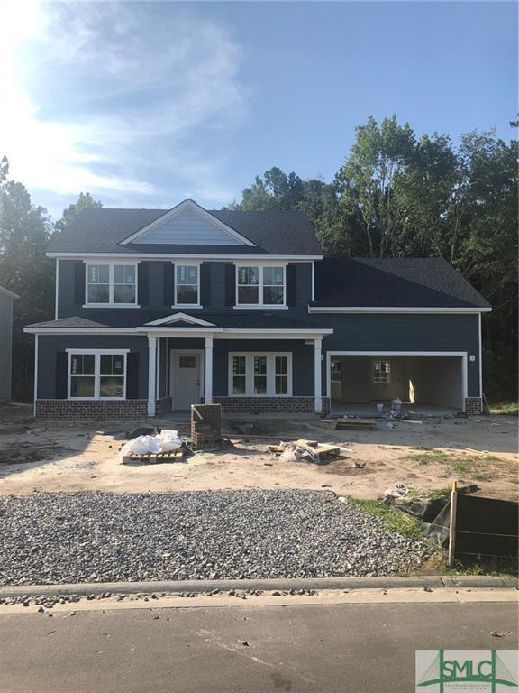 28 Brennan Drive, Richmond Hill, GA 31324 (MLS #209628) :: The Randy Bocook Real Estate Team