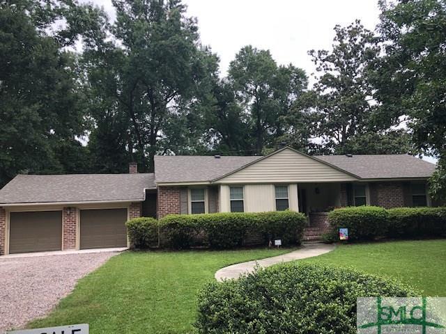 5412 Waters Drive, Savannah, GA 31406 (MLS #209690) :: Teresa Cowart Team