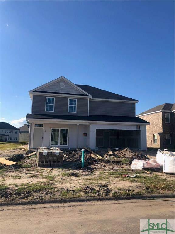 226 Saddleclub Way, Guyton, GA 31312 (MLS #212274) :: The Randy Bocook Real Estate Team
