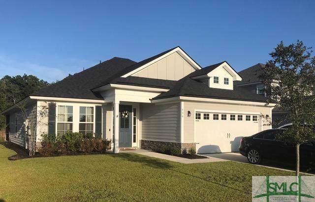 156 Martello Road, Pooler, GA 31322 (MLS #212566) :: Keller Williams Coastal Area Partners