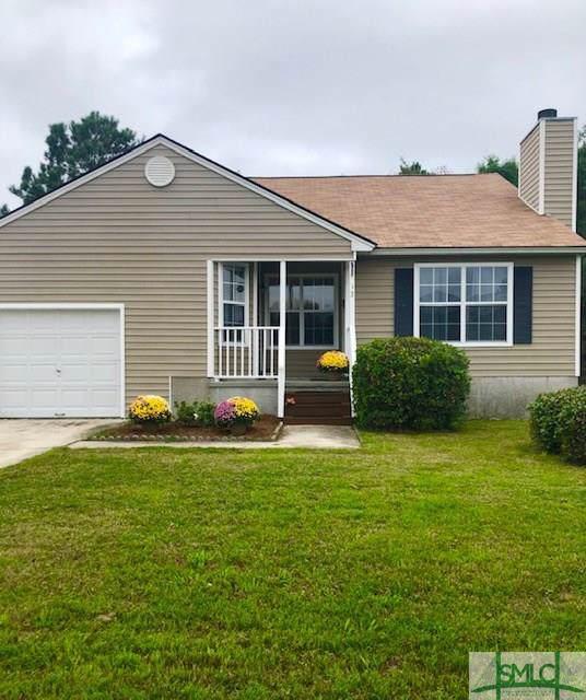 13 Leeward Drive, Savannah, GA 31419 (MLS #214933) :: Coastal Savannah Homes