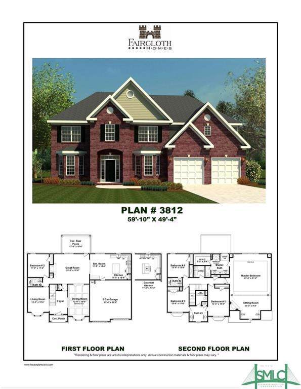 2 St. Anne Court, Guyton, GA 31312 (MLS #215060) :: Teresa Cowart Team