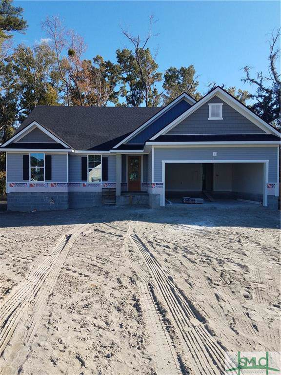 155 N Whitaker Way, Richmond Hill, GA 31324 (MLS #215150) :: Teresa Cowart Team