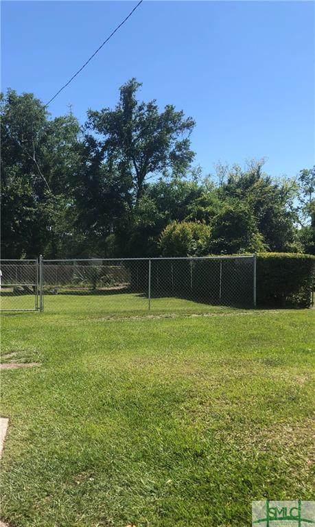 0 Springfield Street, Savannah, GA 31415 (MLS #216894) :: Bocook Realty