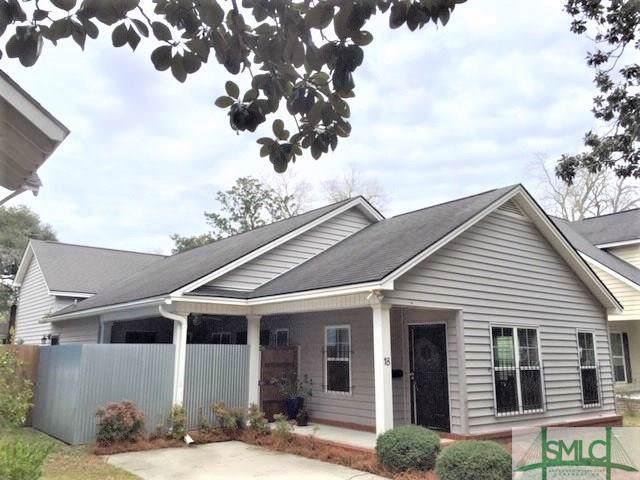 18 E 55th Street, Savannah, GA 31405 (MLS #217204) :: The Arlow Real Estate Group