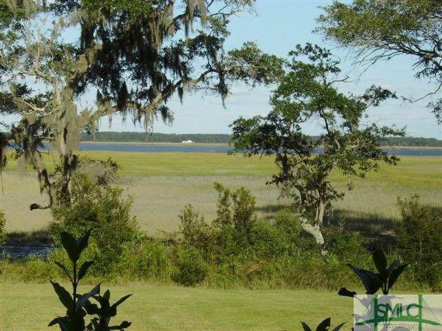 534 Marshview Drive, Midway, GA 31320 (MLS #218350) :: Barker Team | RE/MAX Savannah