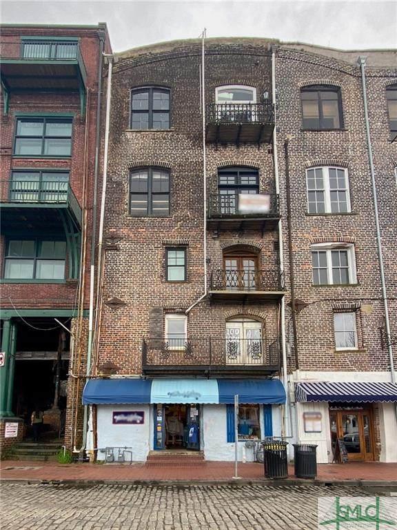 42 E Lower Factors Walk #2, Savannah, GA 31401 (MLS #220050) :: Keller Williams Realty-CAP