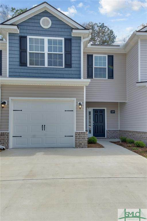609 Ferguson Lane, Richmond Hill, GA 31324 (MLS #221654) :: The Arlow Real Estate Group