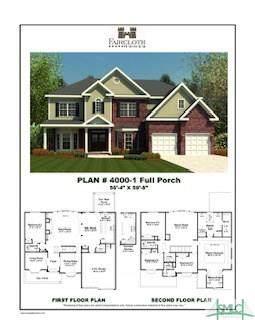1 Bellemeade Drive, Guyton, GA 31312 (MLS #221795) :: McIntosh Realty Team