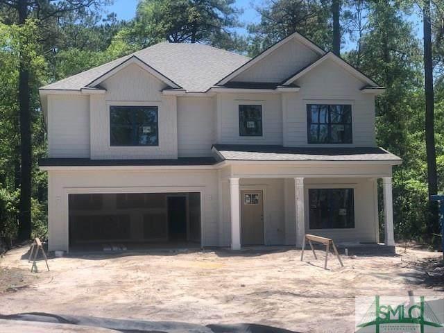 188 Crawford Lane, Richmond Hill, GA 31324 (MLS #222291) :: Barker Team | RE/MAX Savannah