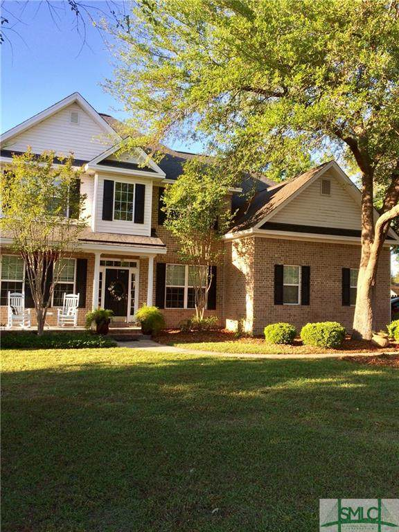 108 Saint Matthews Road, Guyton, GA 31312 (MLS #222724) :: Heather Murphy Real Estate Group