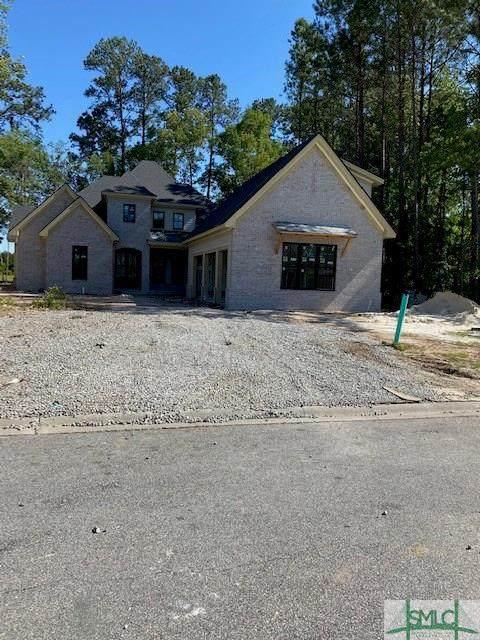 120 Kent Trail, Pooler, GA 31322 (MLS #222849) :: Coastal Savannah Homes