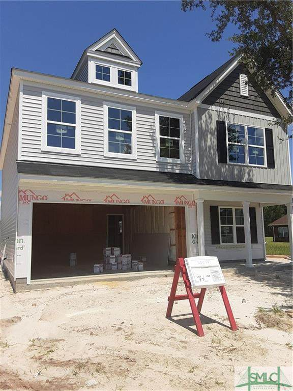 39 Tondee Way, Midway, GA 31320 (MLS #224044) :: The Arlow Real Estate Group
