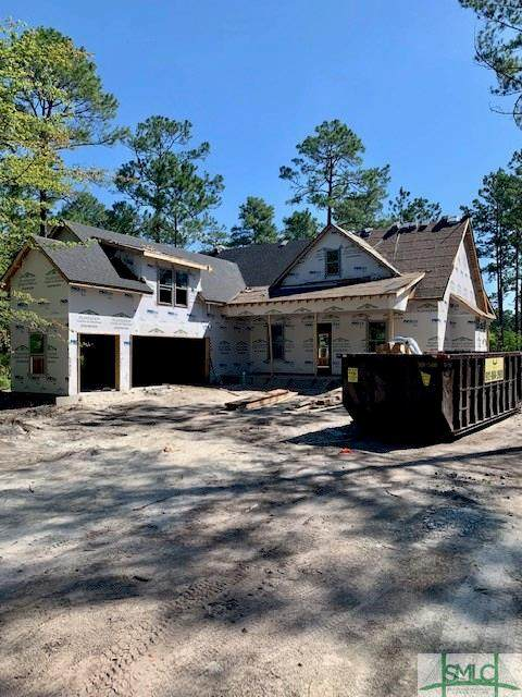 435 Waterways Parkway S, Richmond Hill, GA 31324 (MLS #226879) :: Heather Murphy Real Estate Group