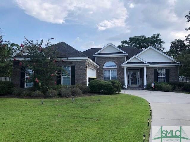 148 Shady Grove Lane, Savannah, GA 31419 (MLS #229531) :: Heather Murphy Real Estate Group