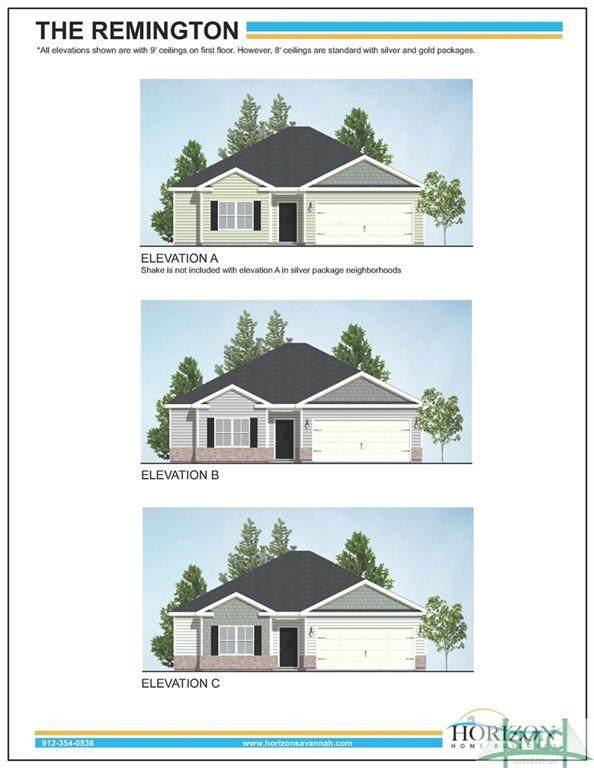 0 Western Red Cedar Drive, Springfield, GA 31329 (MLS #233380) :: Coastal Savannah Homes