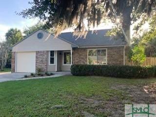 119 Gunpowder Drive, Savannah, GA 31410 (MLS #233760) :: Heather Murphy Real Estate Group