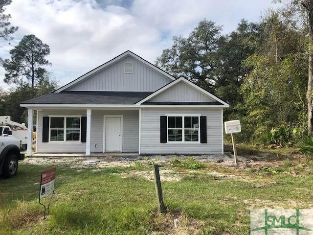 133 Harry Hagan Road, Pembroke, GA 31321 (MLS #234187) :: Partin Real Estate Team at Luxe Real Estate Services