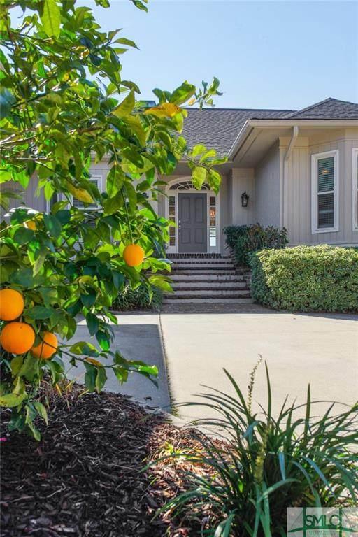 19 Herons Nest Road, Savannah, GA 31410 (MLS #234237) :: RE/MAX All American Realty