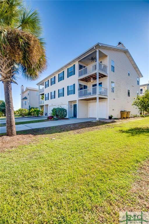 61 Captain's View, Tybee Island, GA 31328 (MLS #234414) :: Glenn Jones Group | Coldwell Banker Access Realty