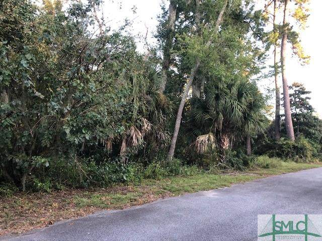 122 & 128 North Street, Savannah, GA 31410 (MLS #235736) :: Coastal Homes of Georgia, LLC