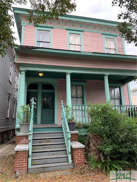 118 E Anderson Street, Savannah, GA 31401 (MLS #235862) :: Coastal Savannah Homes
