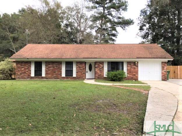 906 Brighton Way, Pooler, GA 31322 (MLS #237827) :: Barker Team | RE/MAX Savannah