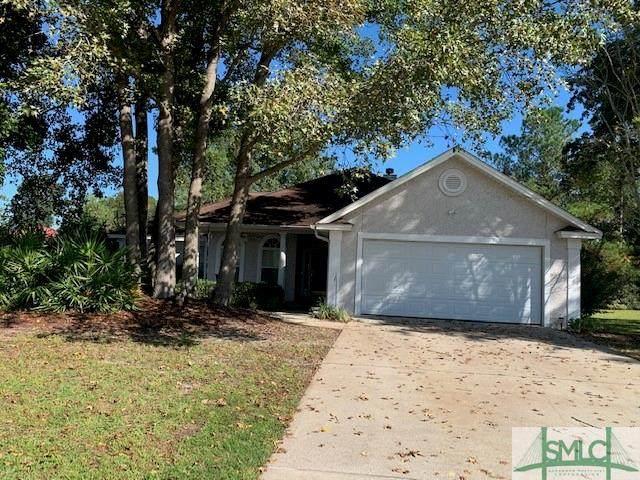 113 Huntington Circle, Brunswick, GA 31525 (MLS #238231) :: Keller Williams Realty-CAP
